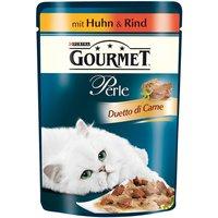 Gourmet Perle Duetto 24 x 85g - Duetto di Mare : saumon & colin