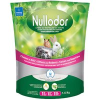 Nullodor Silica Litter for Kittens and Small Pets - Economy Pack: 3 x 1.5kg