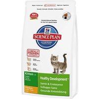 Hills Science Plan Kitten Healthy Development - Chicken - Economy Pack: 2 x 10kg