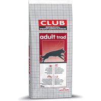 Royal Canin Club Adult Trad - High Energy Flake Food - 15kg