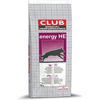 Royal Canin Club Pro Energy HE Adult - High Energy Kibble - 20kg