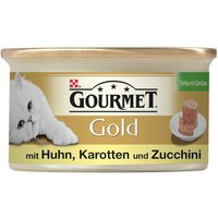 Gourmet Gold Terrine Saver Pack 24 x 85g - Chicken