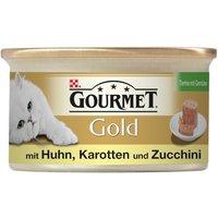 Gourmet Gold Terrine 12 x 85g - Chicken