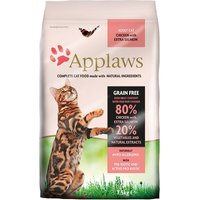Applaws Chicken & Salmon Cat Food - Economy Pack: 2 x 7.5kg