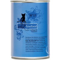 Catz Finefood Can Mixed Trial Pack 6 x 400g - Mixed Trial Pack I