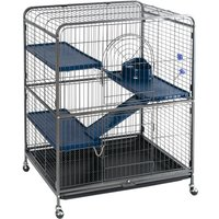 Perfect Cage for Small Pets - 79 x 52 x 99 (L x W x H)