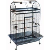 Cage Caesar, perroquet - L 123 x l 82 x H 178 cm (2 paquets*)