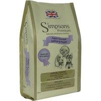 Simpsons Premium Puppy Sensitive saumon & pommes de terre - 12 kg