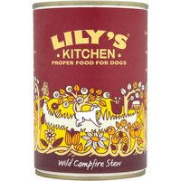 Lilys Kitchen Wild Campfire Stew for Dogs - Saver Pack: 24 x 400g