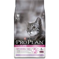Purina Pro Plan Delicate Cat Optirenal - Rich in Turkey - 10kg