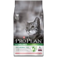 Purina Pro Plan Sterilised Cat Optirenal - Rich in Salmon - 3kg