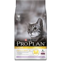 Purina Pro Plan Light Cat Optilight - Rich in Turkey - 1.5kg