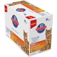 Hill's Science Plan Adult, volaille - lot % : 24 x 85 g