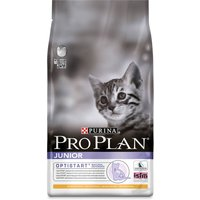 Purina Pro Plan Junior Cat Optistart - Rich in Chicken - Economy Pack: 2 x 10kg