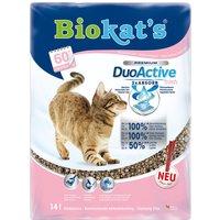 Litière Biokat's Duo Active Fresh - lot % : 2 x 10 L