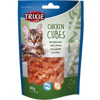 Trixie Premio Chicken Cubes - 50g