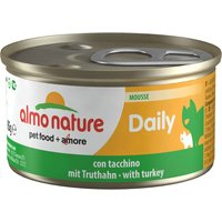 Almo Nature Daily Menu 6 x 85g - Mousse with Chicken