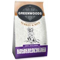 Greenwoods Senior - Turkey & Rice - 2kg