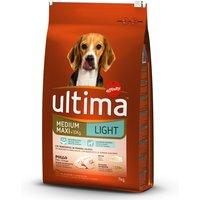 Ultima Medium/Maxi Light Adult, poulet - lot % : 2 x 7 kg