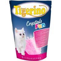 Tigerino Crystals Fun coloured cat litter - 5 litre Blue