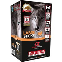 Alpha Spirit Lamb Sticks - Saver Pack: 4 x 30 Chews