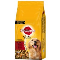 Pedigree Adult Complete - Vital Protection Beef - 15kg
