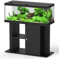 Aquatlantis Style LED 100 x 40 Aquarium Set - Black