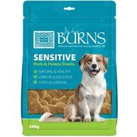 Burns Sensitive Treats - Pork & Potato - Saver Pack: 3 x 200g