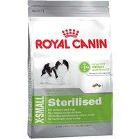 Royal Canin X-Small Sterilised - Economy Pack: 3 x 1.5kg