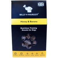 Billy + Margot Training Biscuits - Honey and Banana - 125g