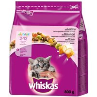Whiskas Kitten Salmon - Economy Pack: 2 x 800g