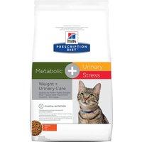 Hills Prescription Diet Feline - Metabolic + Urinary Stress - Economy Pack: 2 x 4kg