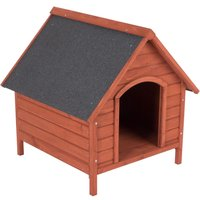 Leo Dog Kennel XL - 82 x 80 x 83 cm (L x W x H)