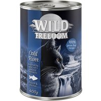 Wild Freedom Adult 6 x 400g - Golden Valley - Rabbit & Chicken
