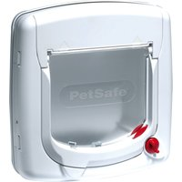 Staywell 300 Deluxe 4-Way Cat Flap - Brown Cat Flap
