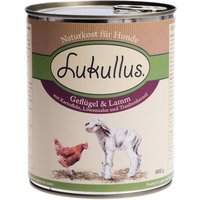 Offre découverte Lukullus 6 x 800 g - offre découverte de 5 saveurs