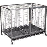 Tabby Indoor Dog Cage - Size L: 109.5 x 70 x 87.5 cm (L x W x H)