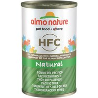 Almo Nature HFC 12 x 140 g - thon, poulet