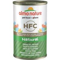 Almo Nature HFC Saver Pack 12 x 140g - Chicken & Pumpkin