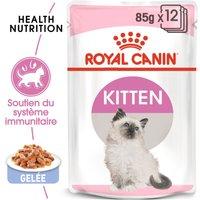 24x85g Kitten Instinctive Royal Canin en sauce pour chaton
