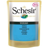 Schesir Pouch Saver Pack 24 x 100g - Adult Chicken Fillet