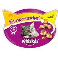 Whiskas Temptations snacks crujientes - Pavo (8 x 60 g) - Pack Ahorro