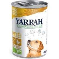 10 + 2 gratis! 12x Yarrah Bio Nassfutter - Bio Chunks Vega (12 x 380 g)