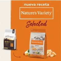 Nature's Variety Selected Sterilised pollo campero - 2 x 7 kg - Pack Ahorro