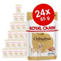 Pack Ahorro: Royal Canin Breed en sobres 24 x 85 g - Chihuahua