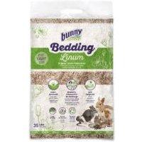 Bunny Bedding Linum Leinen Naturstreu - 2 x 35 l