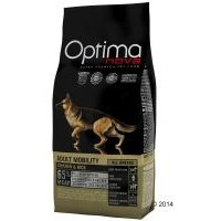 Optimanova Adult Mobility con pollo y arroz para perros - 12 kg