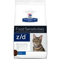 Hill's z/d Prescription Diet Food Sensitivities pienso para gatos - 4 kg