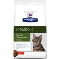 Hill's Metabolic Prescription Diet pienso para gatos - 8 kg
