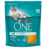 Purina ONE Bifensis Adulto pollo y cereales integrales - 3 kg